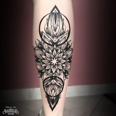 blackwork wrist tattoo - Google Search
