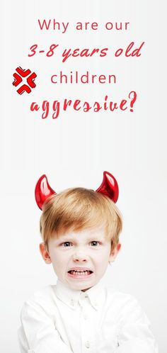 Your sweet and obedient child wakes up one morning as a little tyrant, and you only can ask yourself over and over again – What is going on? Why is my toddler so angry and aggressive? Where am I wrong? Let's see what the problem is. #childaggressive #kidaggressive #parenting