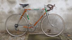Road Bauer model of the world champion in 1962, great color, Campagnolo RH 57cm…