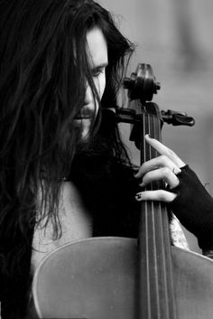 """Perttu Päivö Kullervo Kivilaakso is a cello player for Finnish band """"Apocalyptica"""".    ** Apocalyptica is a symphonic metal band, whom I love :)"""