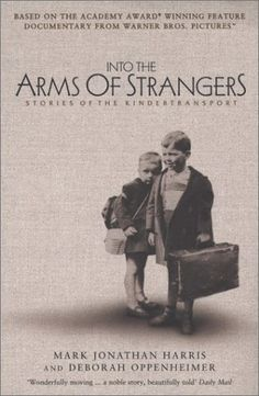Into the Arms of Strangers: For nine months before the outbreak of World War II, Britain conducted an extraordinary rescue mission. It opened its doors to over 10,000 endangered children-90 per cent of them Jewish-from Germany, Austria, and Czechoslovakia. These children were taken into foster homes and hostels in Britain, expecting eventually to be reunited with their parents. Most of the children never saw their families again.