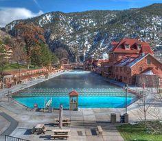 Hot Springs in Glenwood Springs, CO