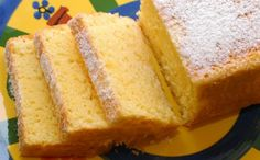Könnyű citromos sütemény