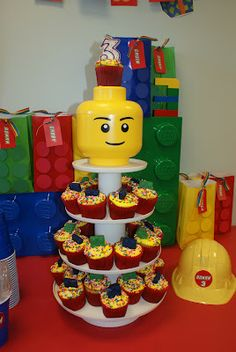 lego party 3rd bday party?