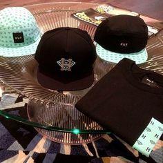 Collection Diamond x HUF