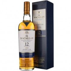 THE MACALLAN DOUBLE CASK 12 YEAR OLD (750 ML)
