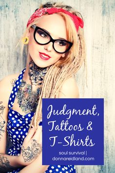 The prophet Isaiah had a lot to say about judgment. And in chapter 3, God spoke directly to the women of Isaiah's day. He warned them that judgment would come in the areas that were so important to them. But what that means is not as simple as some might think! So, what does all this have to do with tattoos and how we dress? #tattoos #fashion #judgment