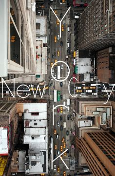 Birdview of New York City