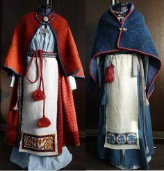 Viking dresses