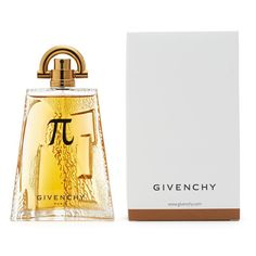 Givenchy Pi Men's Cologne - Eau de Toilette, Multicolor