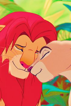 The Lion King! My all time favourite disney movie!