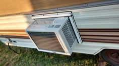 Camper Mod: Adding an air conditioner & other mod ideas