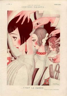Gerda Wegener, La Mode De Demain, 1916 (335×480)