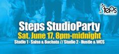 Steps Studio Party   TorontoDance.com