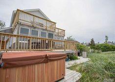 The Mermaid Inn, Jacuzzi, Deck, Cabin, House Styles, Outdoor Decor, Home Decor, Decoration Home, Room Decor