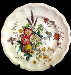 Gainsborough  by Spode China plate S245 by ClassicEndearments, $10.99