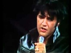 """""""If I Can Dream"""" - Elvis Presley '68 Comeback Special - Music Video:"""
