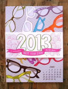 And so there goes 2012, it's gone and I know that before the year ended, you might have already collected your usual freebies calendar from your company, favorite store, from friends and rela…