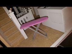 Laundry Room - Dollhouse Miniature Madness and Tutorials