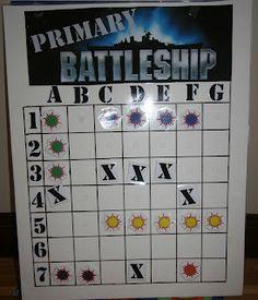 Singing Time Battleship - So fun! Primary Songs, Primary Singing Time, Primary Activities, Lds Primary, Fhe Lessons, Primary Lessons, Music Lessons, Lds Music, Church Ideas