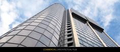 highrise commercial window tinting