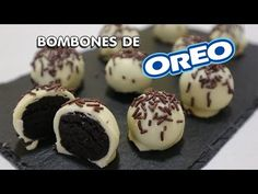 Recipes simple and easy to prepare food. Oreo Pops, Catering Food, Party Snacks, Food Preparation, Bakery, Yummy Food, Sweets, Cooking, Desserts