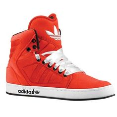 801cc4fc095 adidas Originals Adi High EXT - Women s - Vivid Red Vivid Red White Tenis