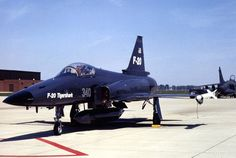 F-20 Tigershark never went into production.