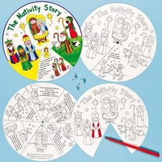 Nativity Story Wheels