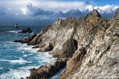 Pointe du Raz, la Bretagne: