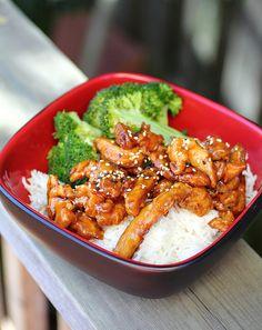 General Tso's chicken by Adventuress Heart, via Flickr