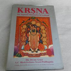 Check out this item in my Etsy shop https://www.etsy.com/listing/266258335/1970-first-edition-of-krisna-the-supreme