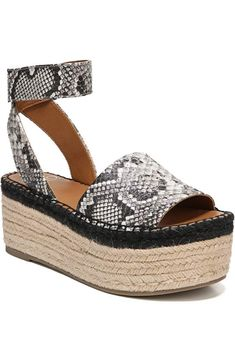 Maisi Platform Espadrille Sandal