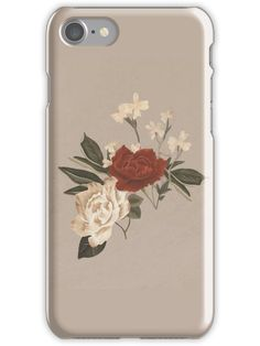 'Shawn Mendes Rose' iPhone Case by gnujy
