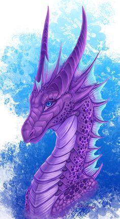 Athekyra by DeyVarah.deviantart.com on @DeviantArt