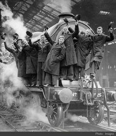 Dearborn Station, Chicago 1941© Andreas Feininger