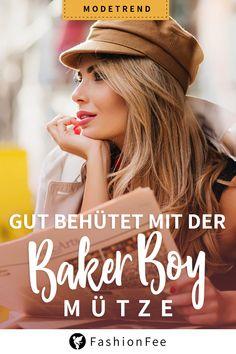 10d6be00a839e7 Baker Boy Mütze: So kann jeder das Trend-Accessoire kombinieren!