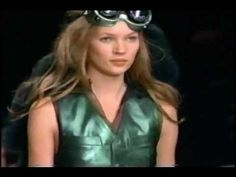 Kate Moss Catwalk Compilation
