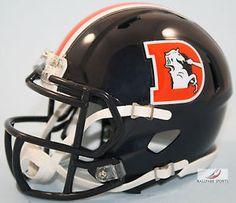 Denver Broncos Helmet | eBay