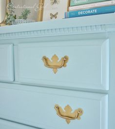 dresser painted with benjamin moore thunderbird fantastic tutorial from centsational girl centsational girl painting furniture