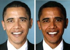 Obama's skin looks a little different in these GOP campaign ads - The Washington Post