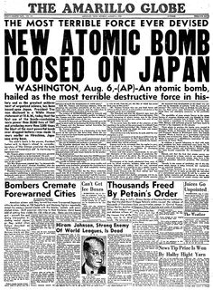 August 6, 1945