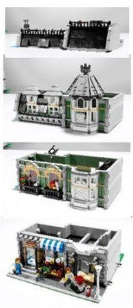 Amazon.com: LEGO Creator Green Grocer: Toys & Games