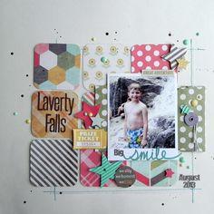 Laverty Falls - Scrapbook.com