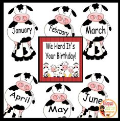 Bilingual Classroom Resources: Amazing Farm Theme Birthday Display To Try This School Year! Birthday Bulletin Boards, Classroom Board, New Classroom, Preschool Classroom, Classroom Themes, Farm Bulletin Board, Classroom Resources, Farm Classroom Decorations, Classroom Birthday Displays