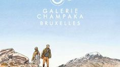 Ferrandez et Camus: une exposition chez Champaka à Bruxelles, jusqu'au 2 novembre  : Un dessinateur pour qui la couleur et le trait se complètent parfaitement : une exposition à découvrir par tous les amateurs de bd lumineuse et somptueuse !
