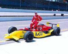 1995 Scott GoodyearLCI   (Steve Horne)Reynard / Honda