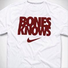 """Jon """"Bones"""" Jones Knows"""