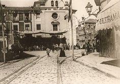 Lo que de verdad me gusta: FOTOS ANTIGUAS8- Plaza de la Cebada en 1890