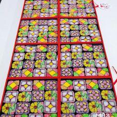 Sushi Sushi, Mosaic, Happy, Beautiful, Food, Mosaics, Essen, Ser Feliz, Meals